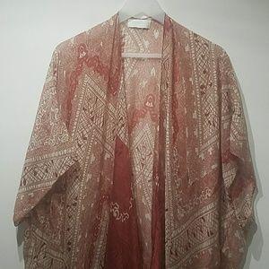 Forever 21+ Kimono